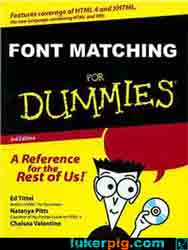 font matching for dummies